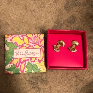 Lilly Pulitzer earrings